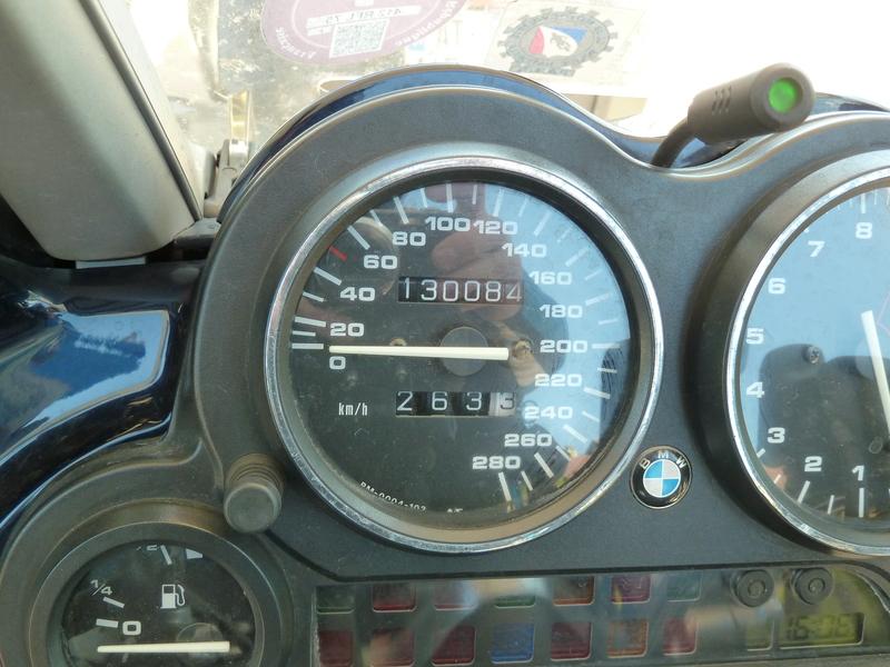 130084 Km au compteur...